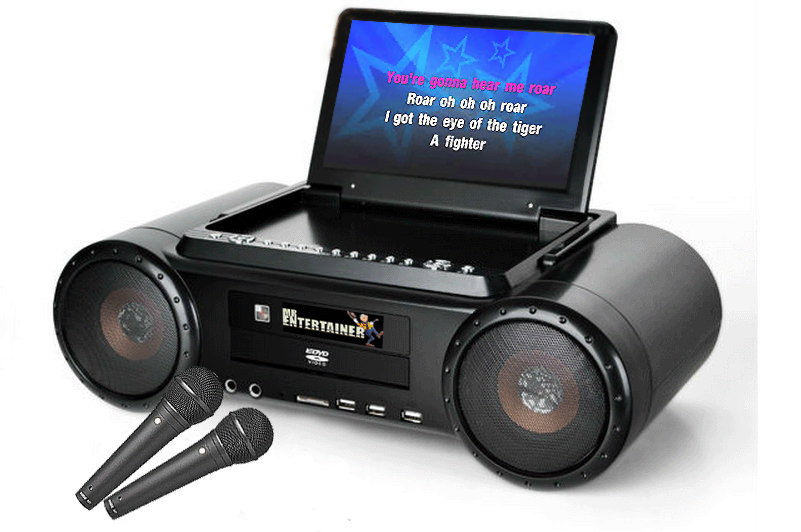 ebay karaoke machine